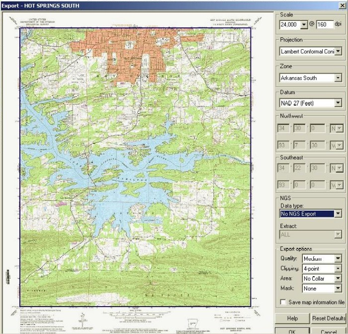 USDA Forest Service, SDTDC, Inventory & Monitoring on