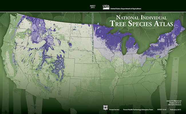 National Tree Species Atlas