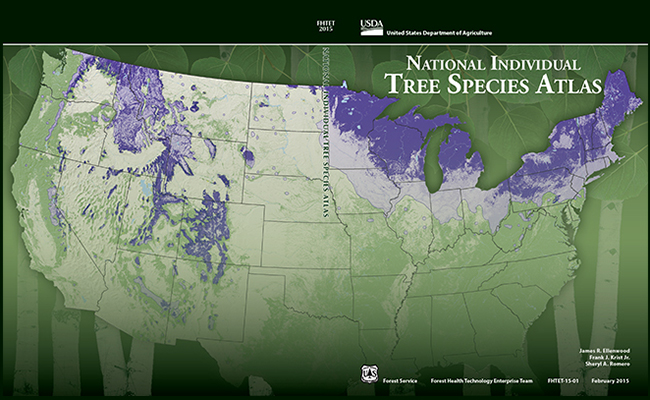 National Individual Tree Species Atlas Cover