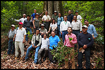 The North American Forest Commission
