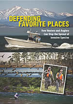 Front cover image of Defending Favorite Places DVD case.