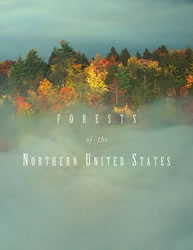 "Cover image of ""Forests of the Northern United States"""
