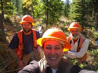 Data Collection Field Crew