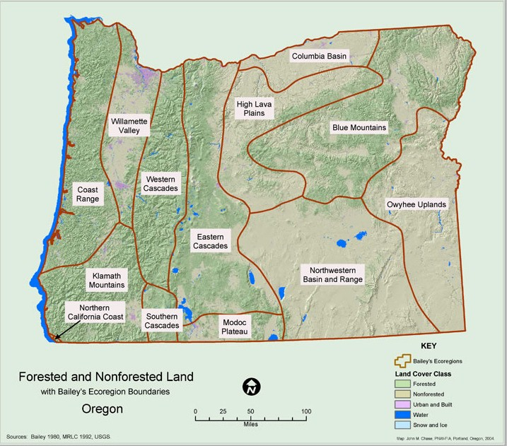 Usda forest service pacific northwest research station research paper
