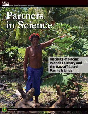 Cover image for the PSW Partners In Science Publication