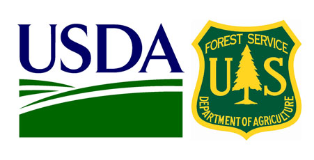 USDA and Forest Serive Logo