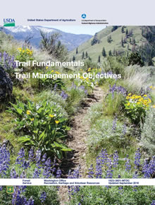 Trail  Fundamentals and Trail Management Objectives cover