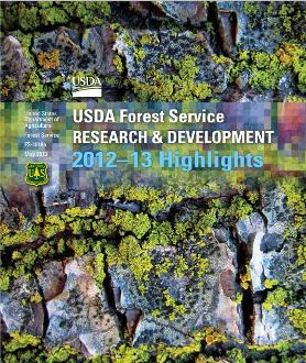 us forest service research papers