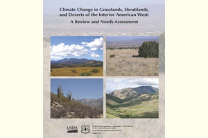 Hover to pause, click to view — The Effects of Climate Change in Grasslands, Shrublands, and Deserts