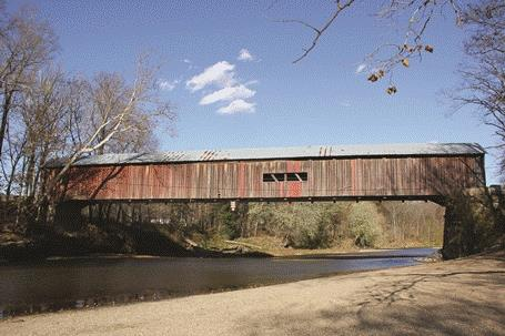 Hover to pause, click to view — Keeping America\'s Historic Covered Bridges Safe for Vehicular Traffic
