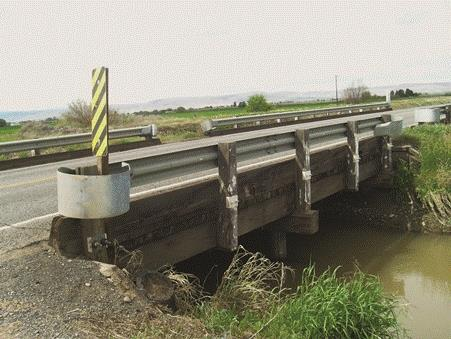 Hover to pause, click to view — Scientists Study True Longevity of Timber Highway Bridges