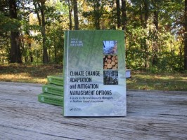 Click to view — Book Published to Help Managers of Southern Forests Cope with the Effects of Climate Change