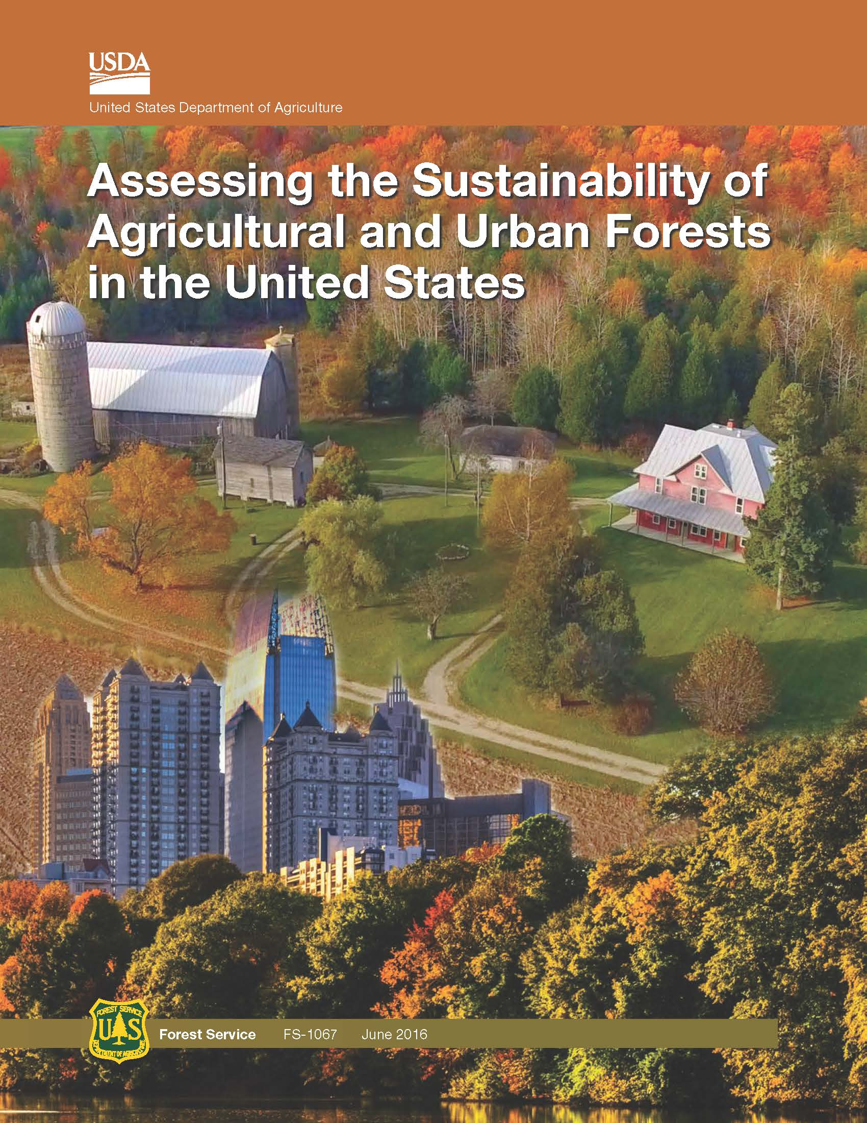link to Assessing Sustainability for Agricultural and Urban Forests