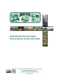 Invasive Species Visionary White Paper
