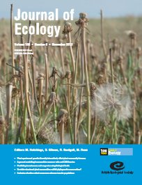 Journal of Ecology cover