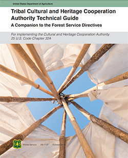 Tribal Cultural and Heritage Cooperation Authority Technical Guide