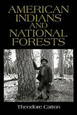 American Indians and National Forests cover.