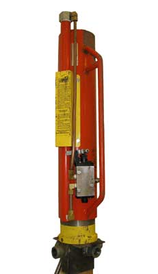 0324 2340 Mtdc Manual Post Drivers For 8 To 10 Foot Long