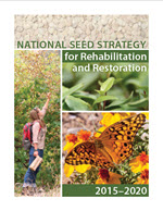 National Seed Strategy cover.