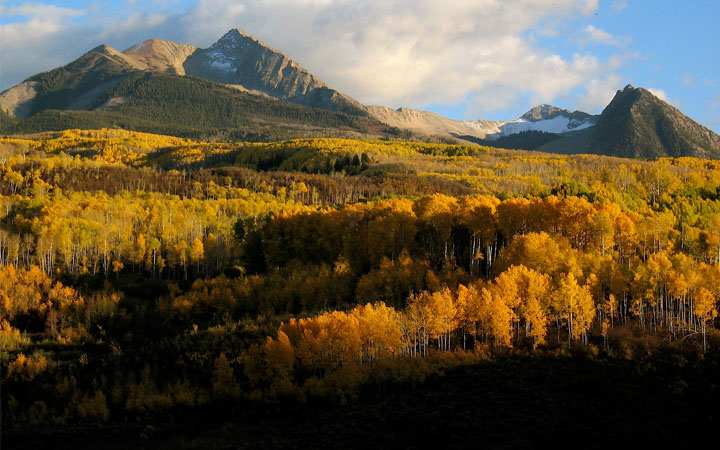 Fall Colors Usher In Autumn In The Rocky Mountains