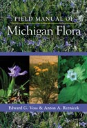 Cover of Field Manual of the Michigan Flora.
