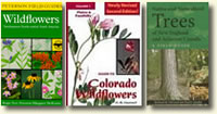 Botany books covers.