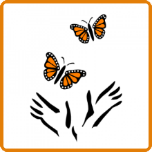 Monarchs in the Classroom logo