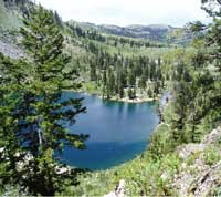 Bloomington Lake.