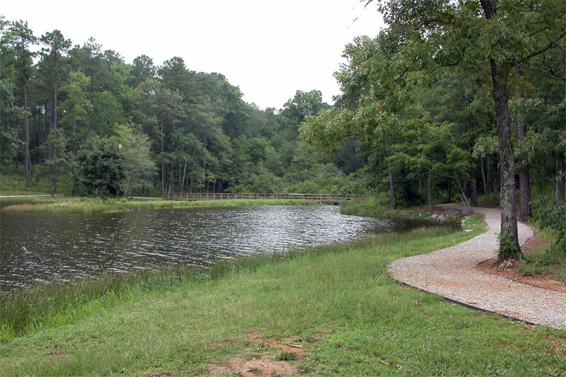 choctaw lake recreation area